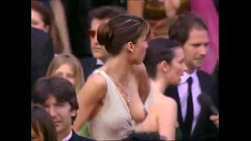 Amateur wardrobe malfunction Sophie marceau breast wardrobe