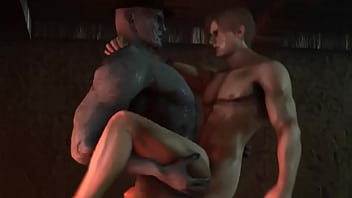 Leon Kennedy Yaoi Compilation (With Sound)