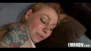 Emo tatted babe 345 Thumb