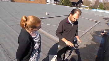 HAUSFRAU FICKEN – German Wife Cheat Her Man With Kinky Neighbor