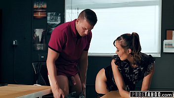 PURE TABOO Lesbian Teacher Christy Love Asks Male Student to Get Her Pregnant 15 min
