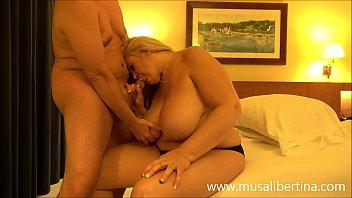 Busty Mom Fucks The Hotel Manager By Musa Libertina