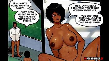 Porn comic Switch Quiet. Part 8. wporncomics.com