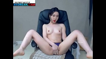 Beautiful korean girl with hot body 17 min