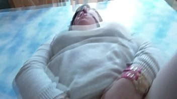 Girlfriend drilled hard at home