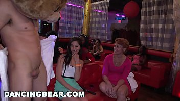 DANCING BEAR - J-Mac and Sean Lawless Sling Dick At A Wild Party