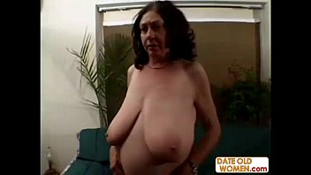 Bbw granny tgp Bbw granny gets it rough on the couch