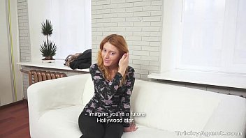 Sara young cock - Tricky agent - perky redhead renata fucking casting