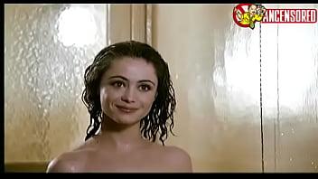 Emmanuelle Béart nude scenes in Sweet Love (1985) 14 sec