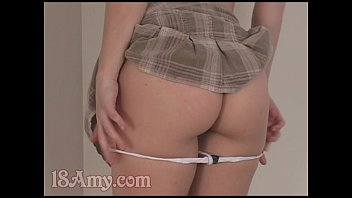 College teen Amy 5 min
