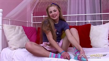 Will Sasha Make You Addicted To Her Teen Pussy