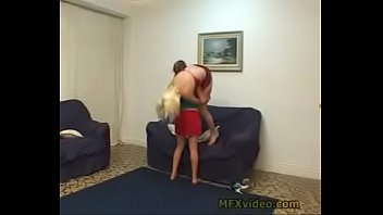 CARRY SESSION - Blonde & Brunette