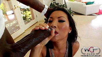 Asian black cock in - Wcpclub asa akira taking a giant bbc in her ass