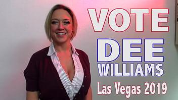 Dee Williams for La Vore Girl mayor of Las Vegas