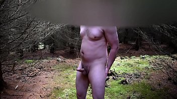 Naked piss...