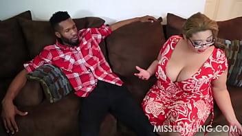 Asian BBW Slut Begs for Big Black Cock thumbnail