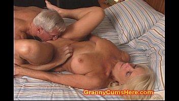 Granny and Grandpa fuck Daughter and Son thumbnail