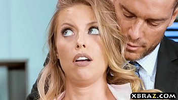 Britney erotic secretary - Office slut britney amber anal fucked by the hr department