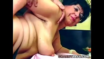 Free grandmother sex - Beautiful granny gets fucked on the table