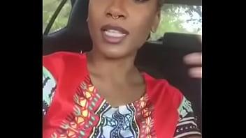 Women car masturbation vids - Ebony play with her pussy in public