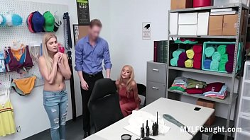 Mom And Daughter Fucked By Cop- Honey Blossom, Nikki Peach