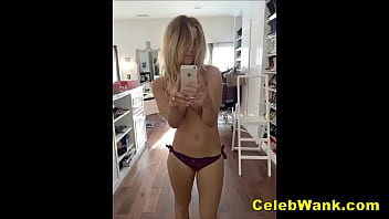 Kaley Cuoco Nude Showing Her Fit Toned Milf Body