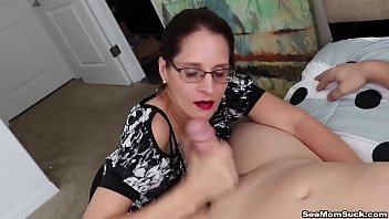 Step Mom POV blowjob صورة
