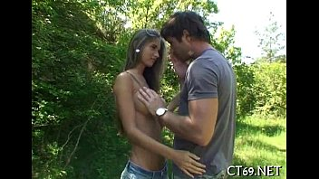 Hot sex with a horny hottie