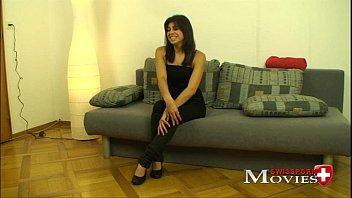 Interview Porn Movie with Swissmodel Corina 19y in Zürich