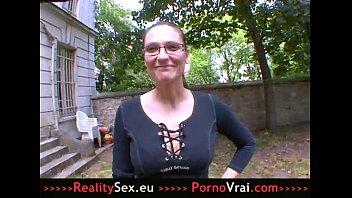 Fre fat anal - Ma femme mature baisee par un inconnu