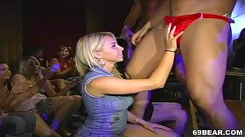 CFNM Stripper Party