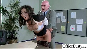Hard Sex Action In Office With Big Round Tits Hot Girl (stephani Moretti) Vid-29