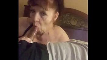 Grandma sucking young cock thumbnail