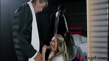 Ministry Of Evil - Anal Gangbang- Kate Kennedy