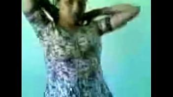 Tamil Girl Change Dress
