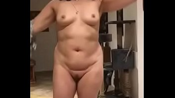 Part 2   Australia  Woman getting naked liveing room