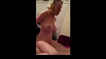 Big Tits Blonde Riding thumbnail