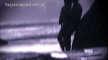 下午晚些时候在海滩上总是有一对做爱 83秒