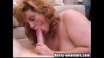 Mindy Jo sucking cock