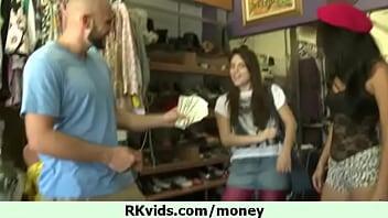 Skilled lover earns money 14