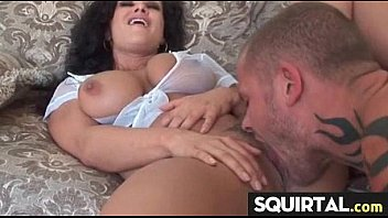 Massive Squirting And Creampie Female Ejaculation 10