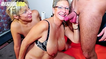 AMATEUR EURO - Erna, Elif O. And Asuran Are Going Wild In Hot Swinger Party