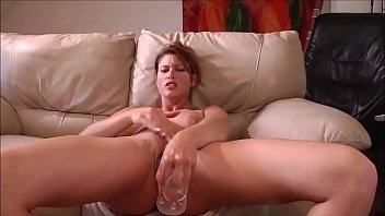 Incredibly Sexy MILF Squirting With her Dildo thumbnail