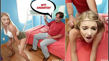 Dad cum in daughter videos - Hannah hawthorne in step daughter secrets