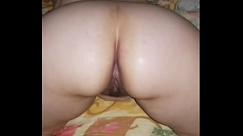 The first of my wife's ass