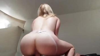 busty blonde petite girlfriend loves it hard