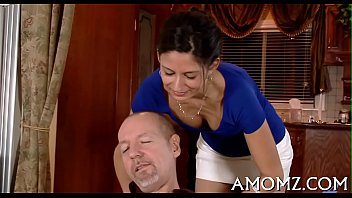 Mature age job - Aged acquire penetrated so hard