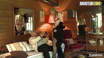 LA COCHONNE - #Louise Du Lac - Big Ass French MILF DP Fun With Stepson And New Husband 14 min
