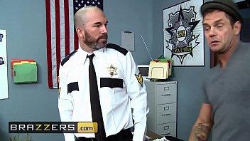 Big TITS in uniform - (Brynn Tyler, Nacho Vidal) - Pop on the Cop - Brazzers 10 min