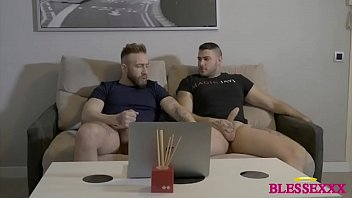 Watching porn with my gay friend